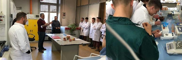 Laboratorio di Arboricoltura, laboratorio di orticoltura e frutticoltura presso il Dipartimento di Agricoltura, Alimentazione e Ambiente dell'Università di Catania