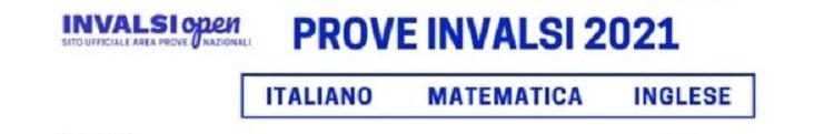 Variazione orario prove INVALSI 2021 classi 5^ CE e 5^AVE