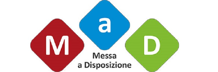25/08/20 Termine di presentazione delle istanze di messa a disposizione (MAD)