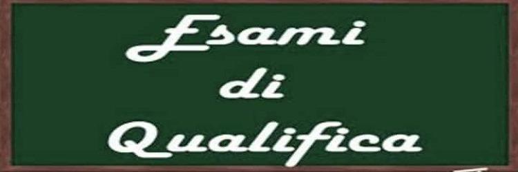 Tabelloni ammissioni esami di qualifica a.s. 2019/20