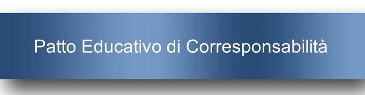 PATTO EDUCATIVO DI CORRESPONSABILITA' 2020-21